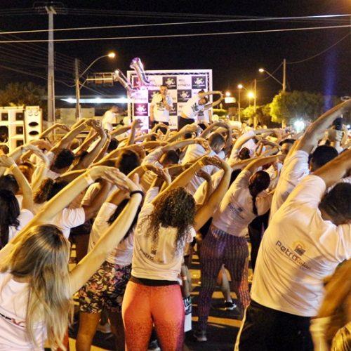 Em Jaicós, Fitness Academia comemora 11 anos e estimula vida saudável