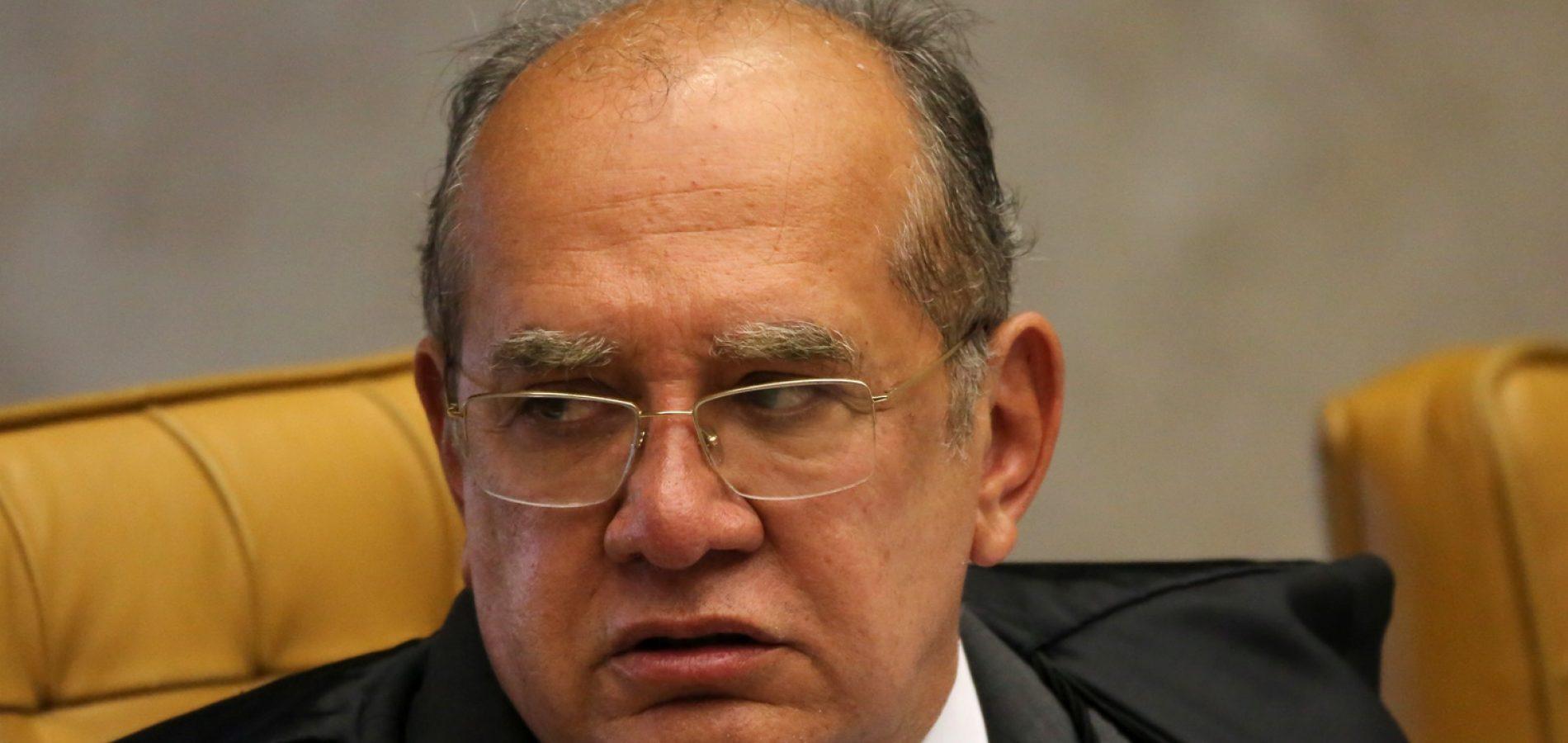 Gilmar Mendes é o ministro que deu mais  habeas corpus desde 2009