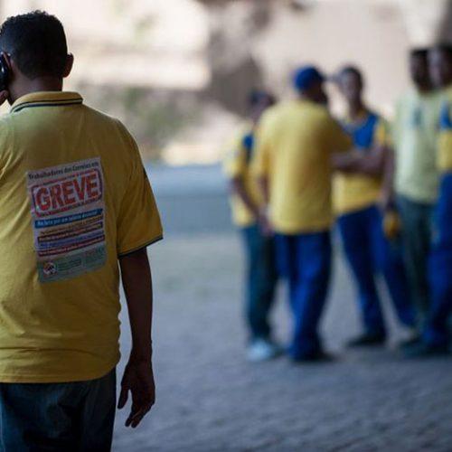 TST propõe suspensão da greve dos Correios até julgamento do dissídio