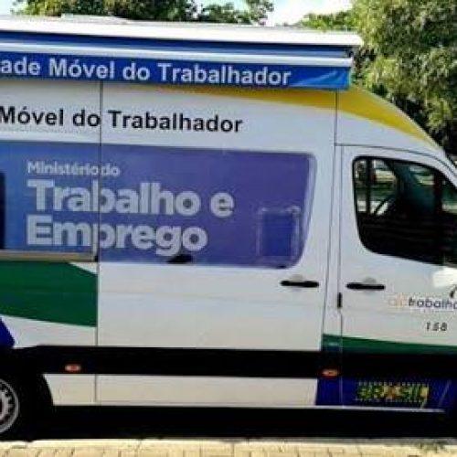 NOVO ORIENTE | Unidade Móvel dos Trabalhadores chega ao município
