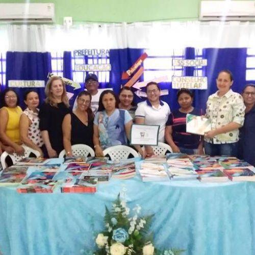 SÃO JULIÃO   Educação se reúne para pré-escolha dos livros didáticos PNLD 2020