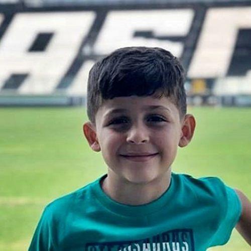 Piauiense de 7 anos é selecionado para jogar no Vasco da Gama-RJ