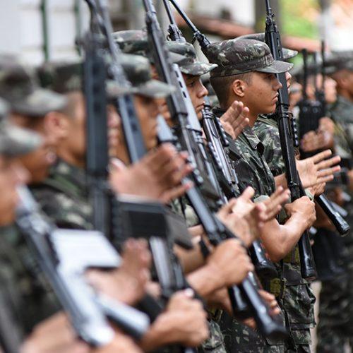 Piauí: Militares aposentados custam três vezes mais que os ativos
