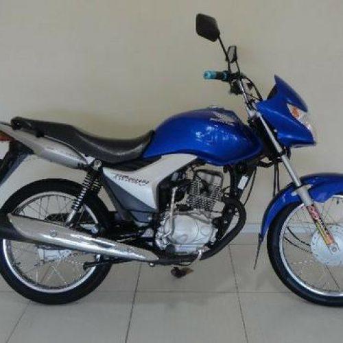 PM de Picos recupera mais uma motocicleta roubada