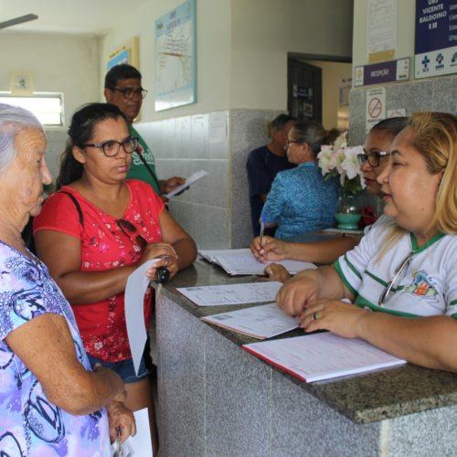 PICOS | Prefeitura Presente realiza ações gerais no bairro Junco; hoje (30) é a vez da Saúde