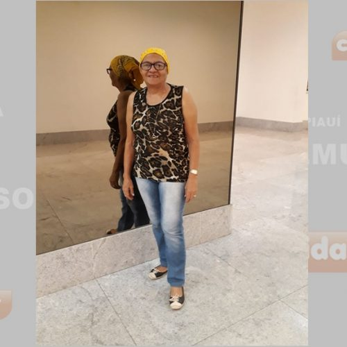 Morre dona Norma Pires,sogra do prefeito de Patos do Piauí