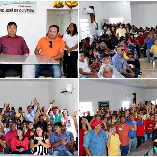 PT escolhe novos membros do Diretório Municipal de Alegrete do Piauí e fala em pré-candidaturas. Veja!