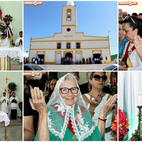 Veja fotos da missa e procissão no encerramento do 109º festejo de N. S. do Perpétuo Socorro em Fronteiras