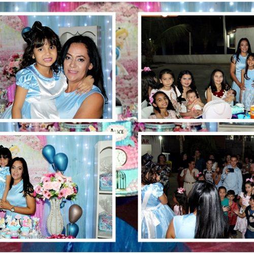 GENTE EM EVIDÊNCIA│Familiares e amigos de Alice Maria celebram aniversário em Alagoinha; veja fotos