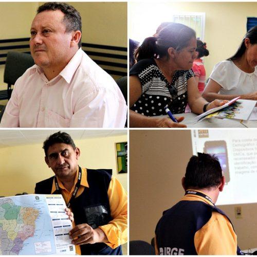 VILA NOVA   IBGE realiza reunião com autoridades do município para dar início ao Censo Demográfico 2020