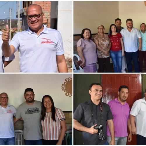 Em Alagoinha, deputado estadual Franzé Silva visita obra e reafirma compromisso de investimentos