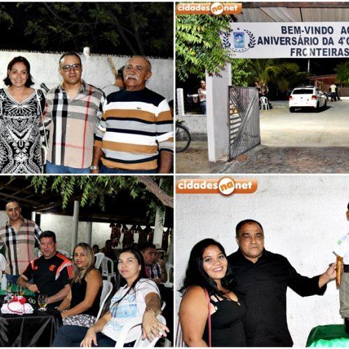 4ª Companhia de Fronteiras celebra 13 anos de instalação com confraternização para militares; fotos