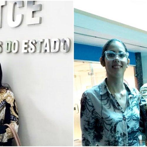 Secretária de Educação de São Julião do Piauí participa de evento da Undime no TCE-PI