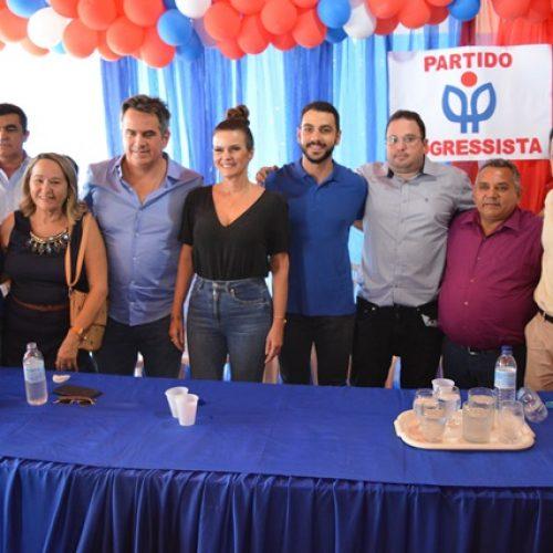 Dr. Erivelto Sá Barros adere ao PP de Ciro Nogueira, para a corrida eleitoral de 2020