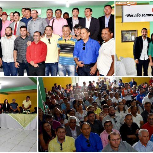Em Marcolândia, audiência pública discute fechamento das casas de farinha no PI, PE e CE; veja fotos