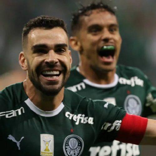Palmeiras vence o Cruzeiro, segue 100% com Mano e vira vice-líder do Brasileiro