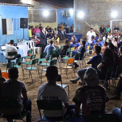 Em Massapê, escola do interior recebe o projeto 'Papo com a PC'
