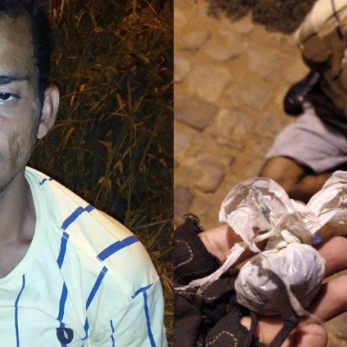 Polícia prende um dos maiores e mais perigoso assaltante de Picos
