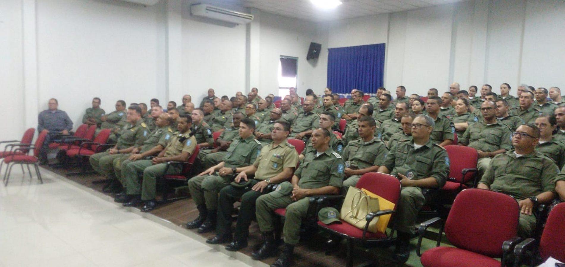 4º BPM de Picos inicia Curso de Formação para Sargentos e Cabos 2019.2