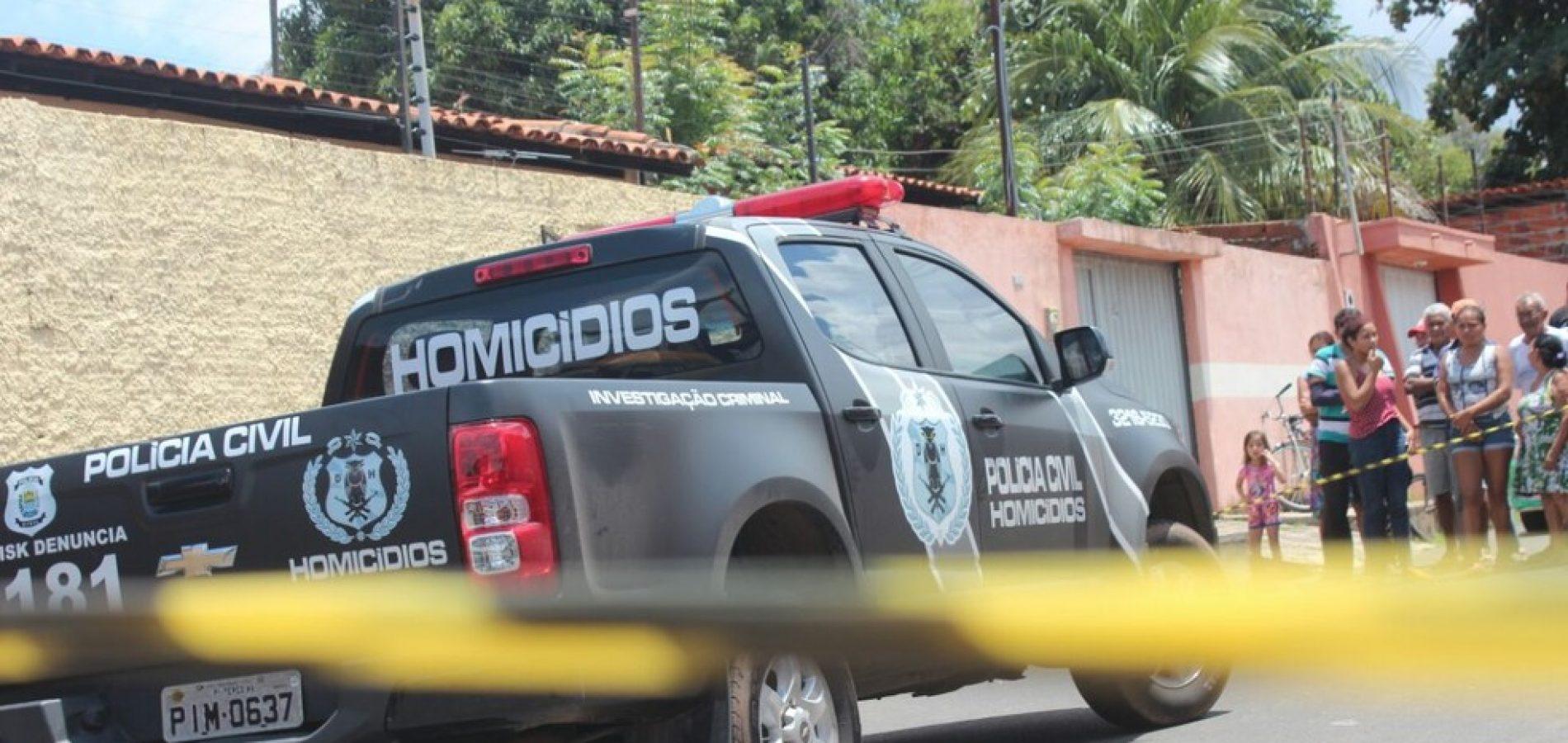 Piauí é o estado com menor redução de mortes violentas, diz Monitor da Violência