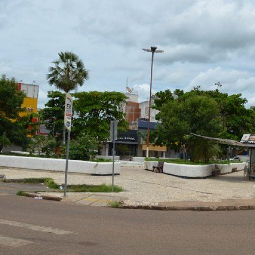 PICOS   Praça Félix Pacheco: Uma nova história sendo construída