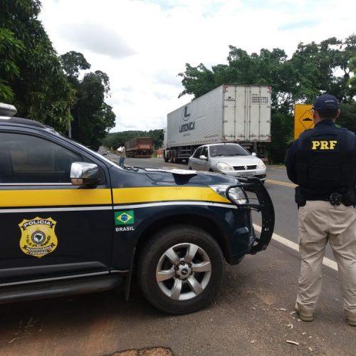 PRF fiscalizou 6 mil veículos durante a Operação Rodovida 2019 no Piauí