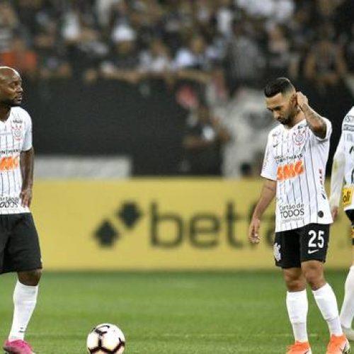 Corinthians perde em casa do Del Valle e se complica na semi da Sul-Americana
