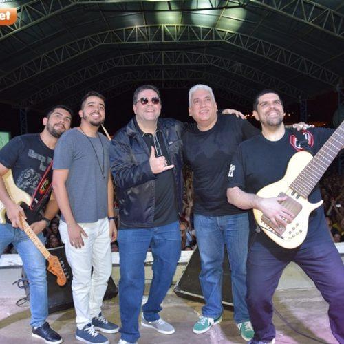 Confira as fotos do Show da Banda Catedral no Salivag 2019 de Picos