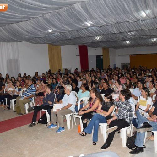 PICOS | Neta de Lampião e Maria Bonita debate sobre importância dos avós na história brasileira no Salivag