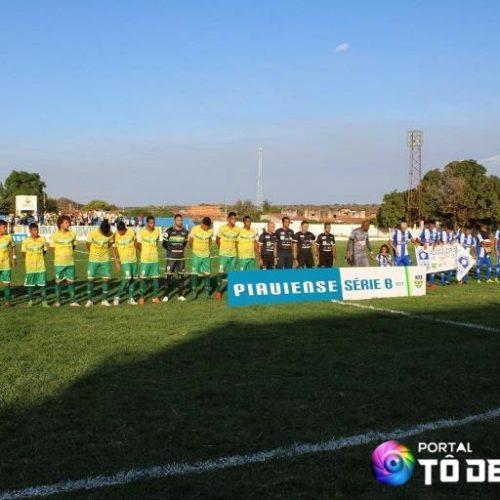 PICOS | Em jogo sem gols, SEP empata fora de casa contra o Oeirense e se mantem líder do Piauiense B