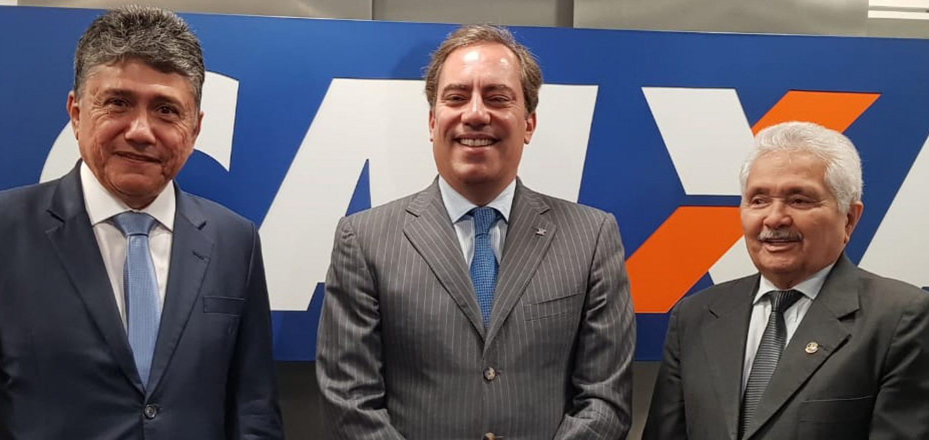 Presidente da Caixa anuncia abertura de nova superintendência no Piauí