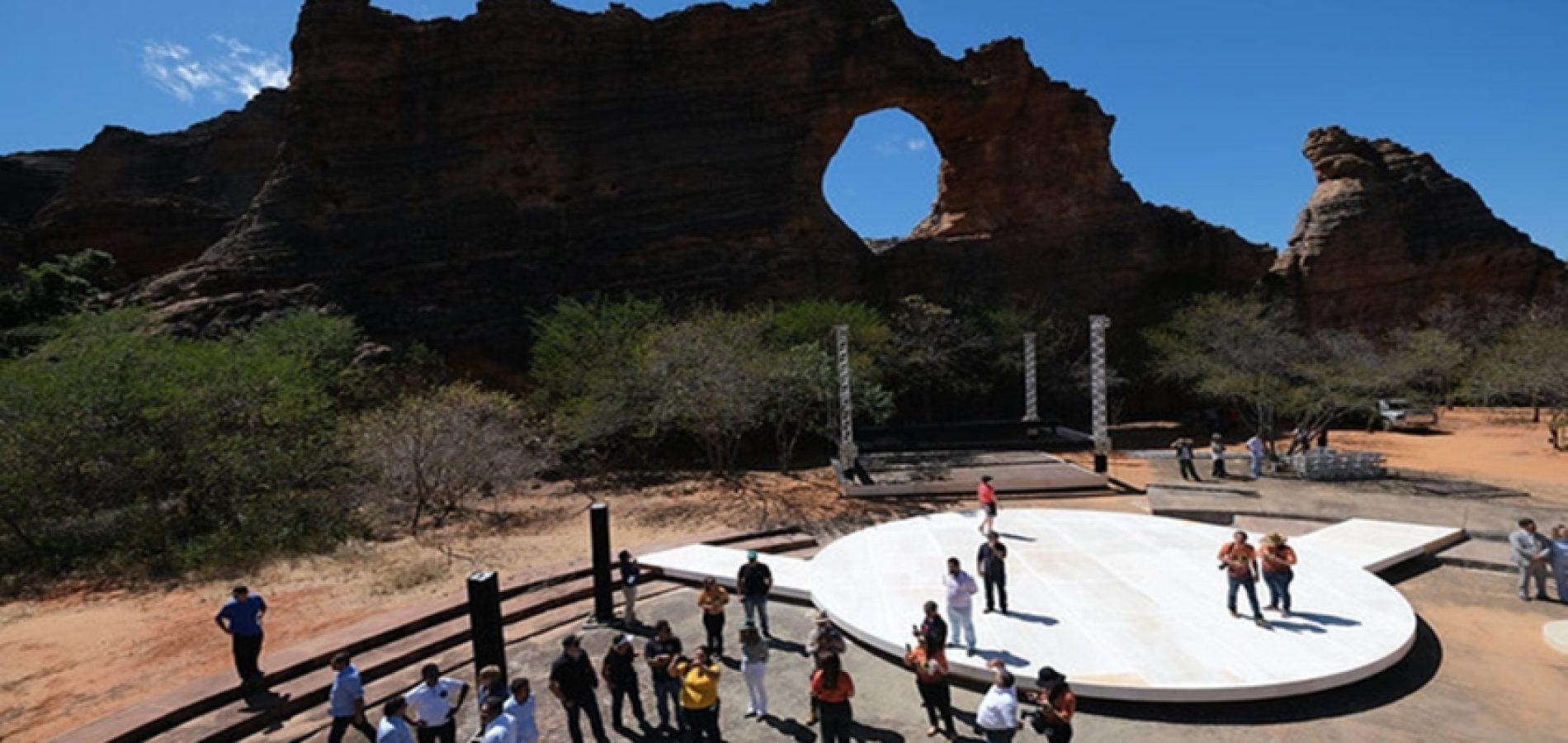 Técnicos do Ministério do Turismo chegam à Serra da Capivara para traçar plano de ações