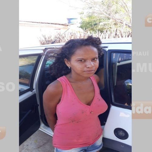 Polícia captura suspeita de ter assassinado adolescente em Campo Grande do Piauí