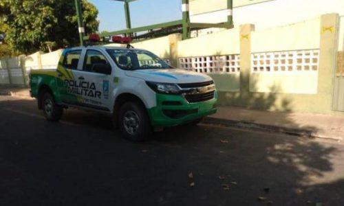 PI   Criança fica gravemente ferida após colisão entre automóvel e motocicleta