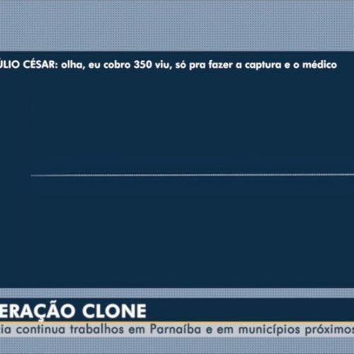 Operação Clone: Suspeito cobrava R$ 350 por renovação de CNH em esquema para falsificação de documentos