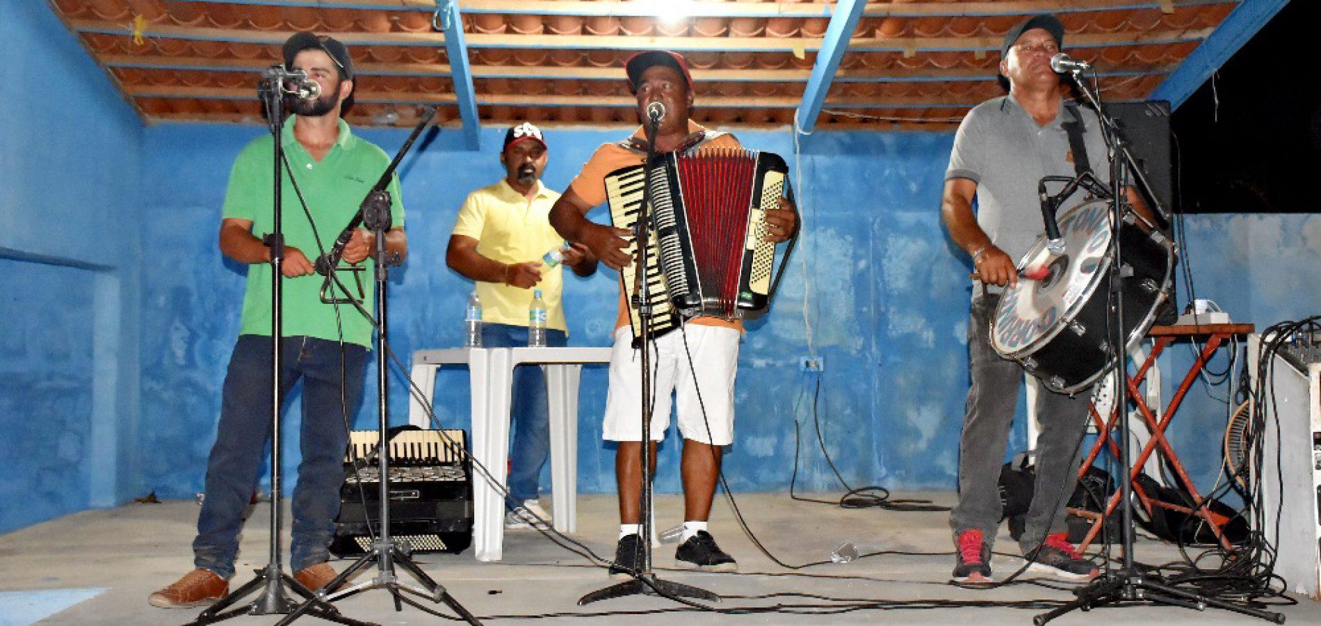 ALEGRETE   Gestão de Márcio Alencar leva o forró dos idosos para Malhada Alta; 'foi um sucesso', diz Sec. de Cultura
