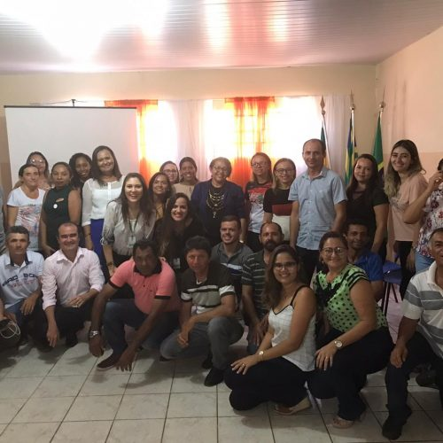 Patos recebe assessoria do FNDEe formação sobre PNAE é realizada com a participação de mais três municípios