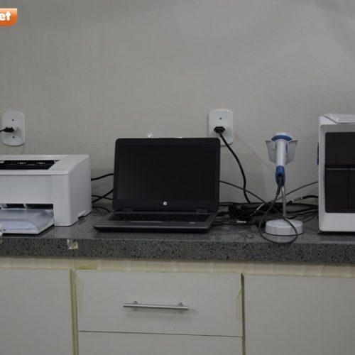 CTA de Picos recebe equipamento que facilita apuração das cargas virais do HIV e Hepatite C