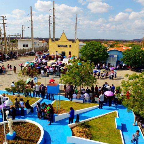 SÃO JULIÃO | Fiéis celebram 60 anos do festejo de São Francisco de Assis no Pov. Mandacaru; veja imagens