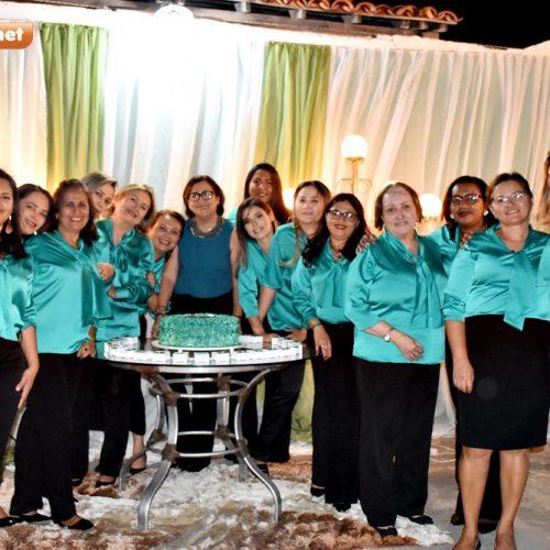 FRONTEIRAS | Loja Maçônica celebra 7 anos da Fraternidade Feminina 'Estrelas Fronteirenses' e entrega Títulos Honoríficos; veja fotos