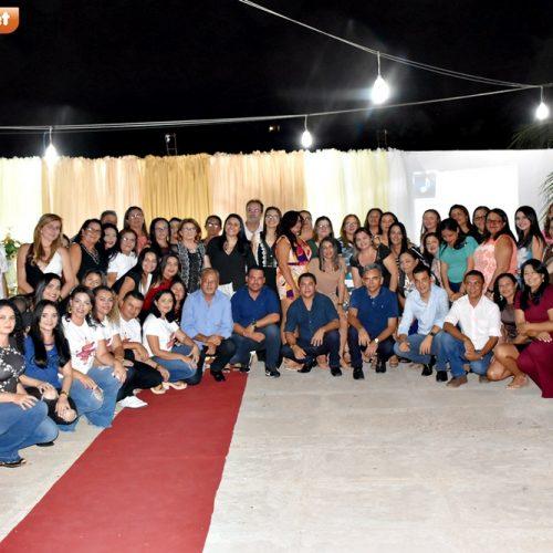 Educação de Alagoinha do Piauí realiza grande festa em comemoração ao Dia do Professor; fotos