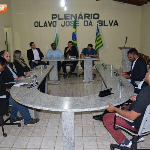 Câmara de Massapê do Piauí realiza sessão ordinária;  veja como foi