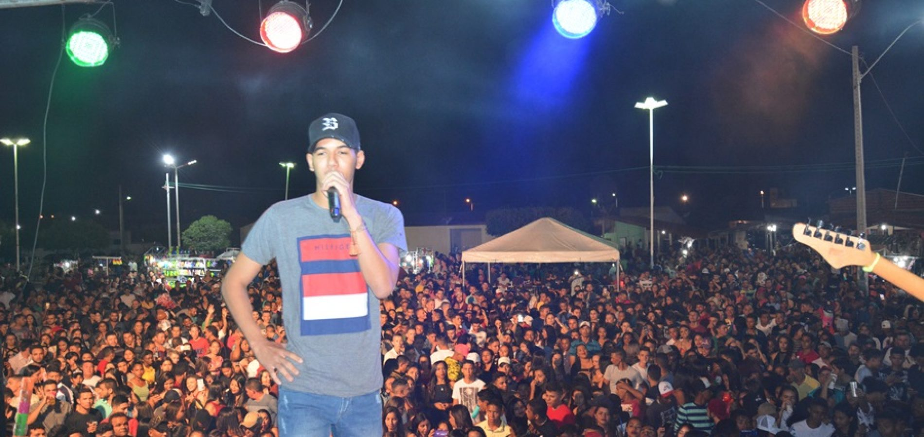 FOTOS   Final do Campeonato Intermunicipal e da festa com Zé Vaqueiro em Campo Grande do Piauí