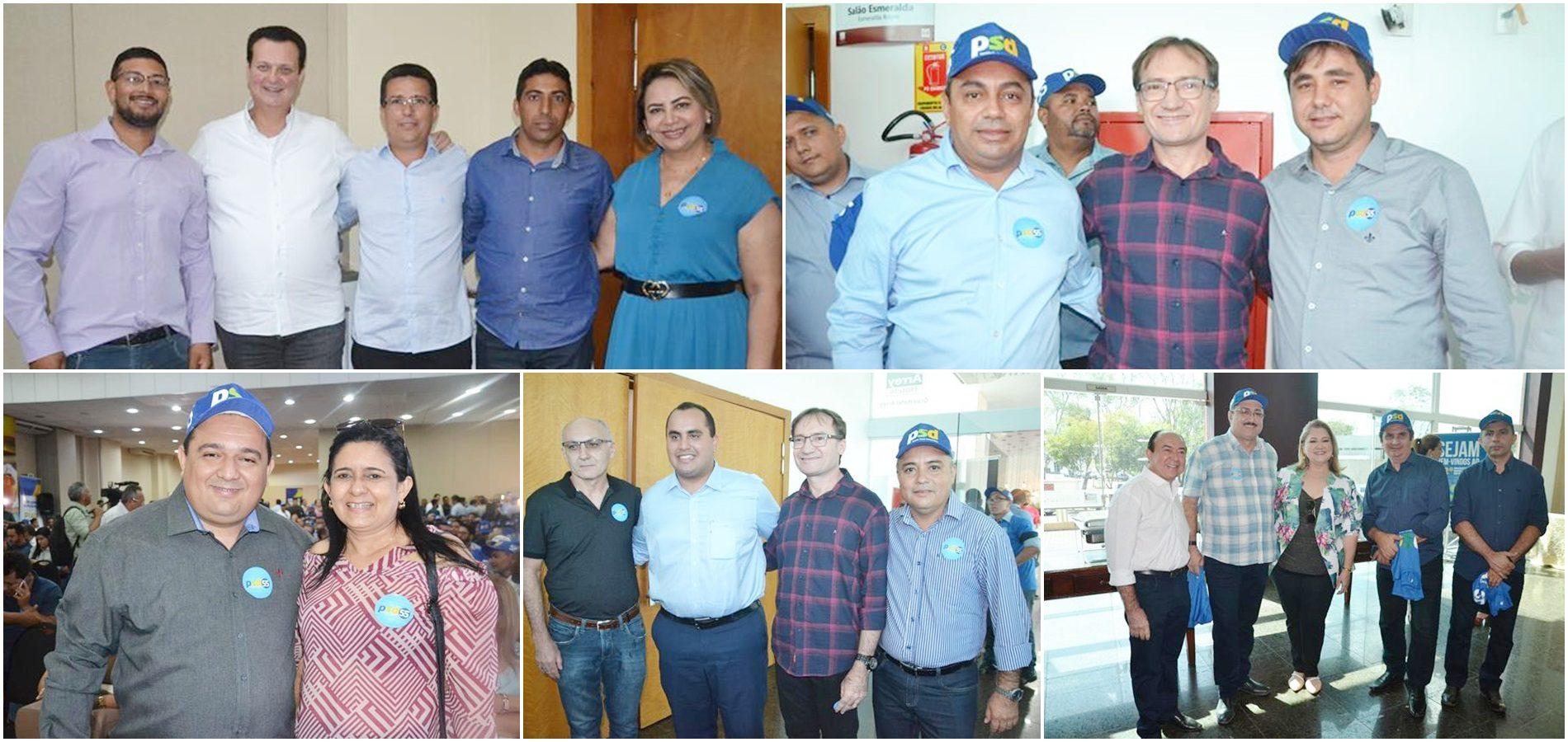 Prefeitos da região de Picos participam de Encontro Regional do PSD