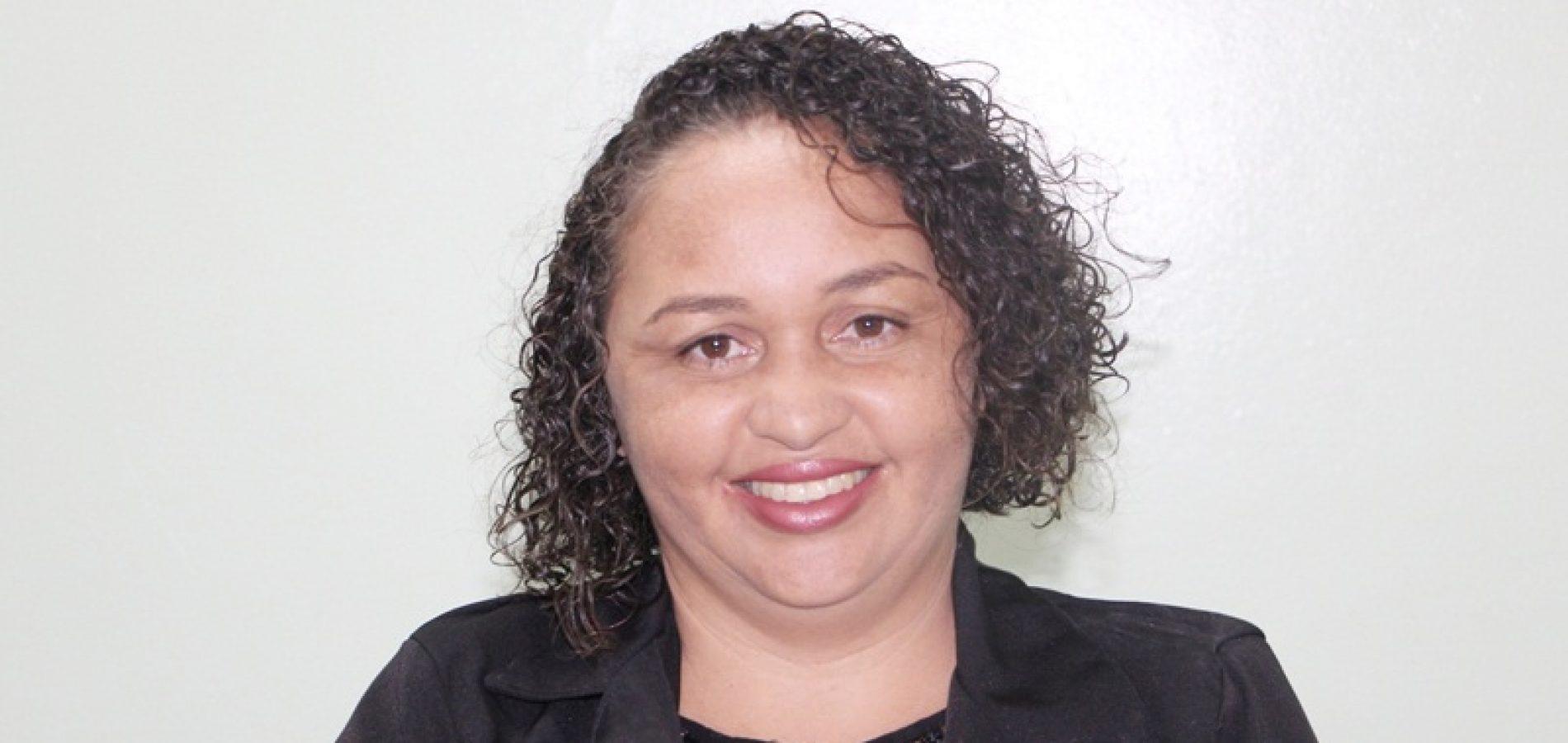 Sirlene Lopes reivindica limpeza e revitalização do açude comunitário da comunidade Pitombeira