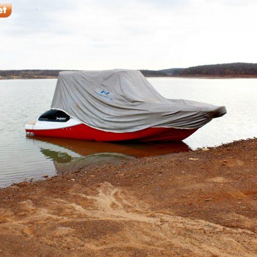 Peritos da Marinha visitam barragem de Bocaina para apurar causas do acidente entre lancha e jet ski