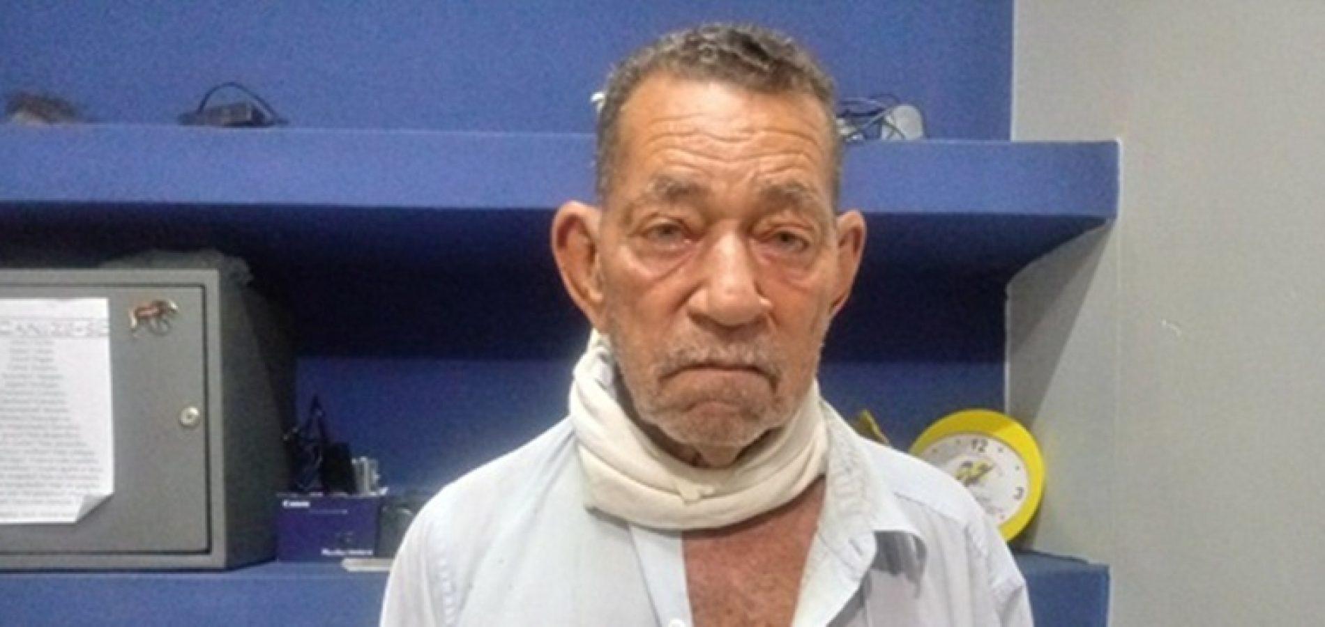 PICOS | Idoso faz apelo para custear despesas de casa e viagem a Teresina para uma biópsia