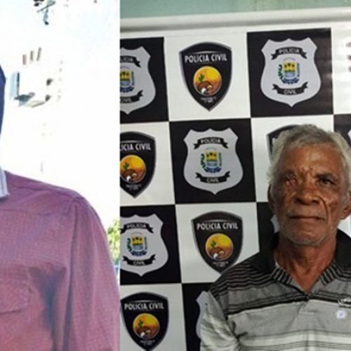 Acusado de assassinar homem a facadas durante festa de 'virada de ano' em Jacobina do PI é recapturado