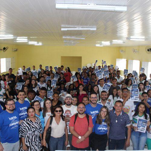 JAICÓS | Aulão preparatório para o ENEM abre programação da I Jornada Interativa da U. E Anísio de Abreu