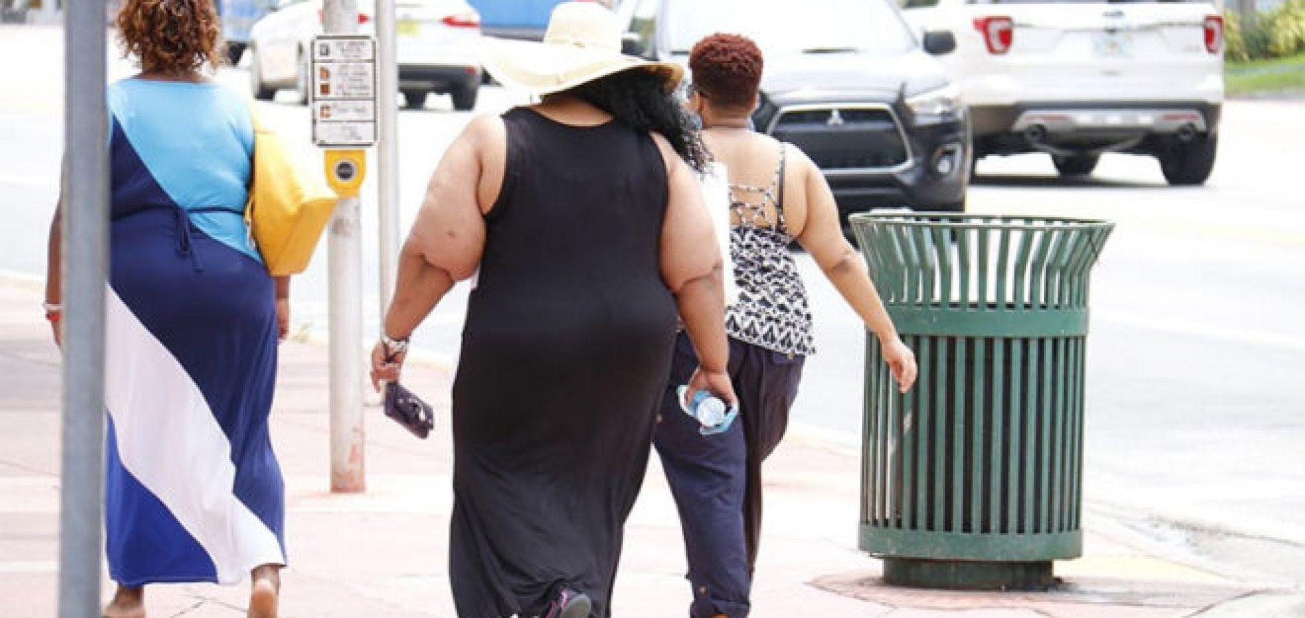 Combate ao preconceito: Brasil tem 56% da população obesa